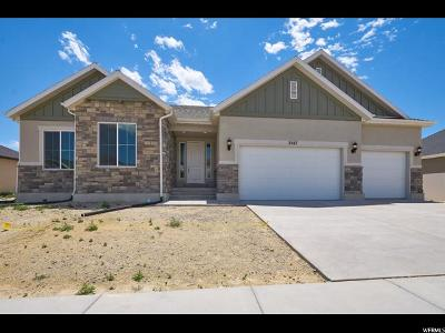 Lehi Single Family Home For Sale: 3507 W 2600 N