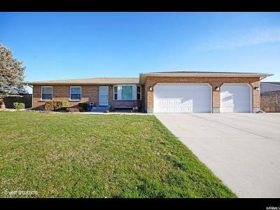 Riverton Single Family Home For Sale: 3070 W 12130 S