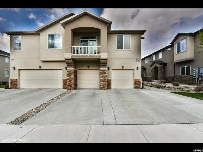 Lehi Townhouse For Sale: 3154 W Desert Lily Dr N