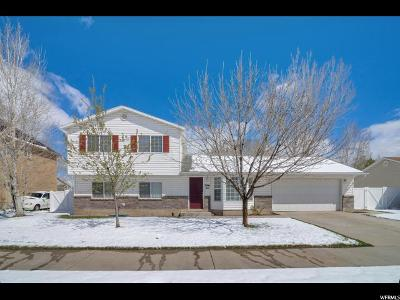 Provo Single Family Home For Sale: 2396 W 280 S