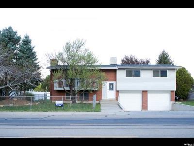 Orem Single Family Home For Sale: 260 S 400 E