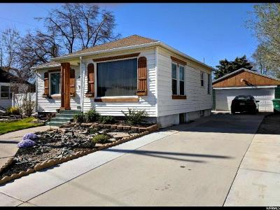 Midvale Single Family Home For Sale: 462 W Cornell Dr S