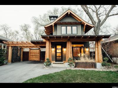 Salt Lake City Single Family Home For Sale: 973 E Hollywood Ave S