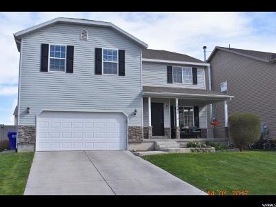 Eagle Mountain Single Family Home For Sale: 2097 E Cedar Trails Way N
