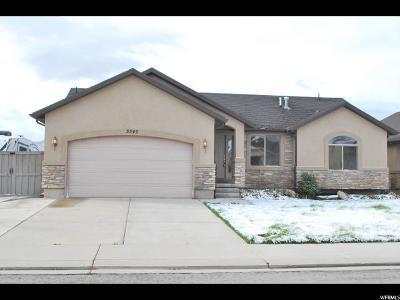 Eagle Mountain Single Family Home For Sale: 3542 E Heyward Dr