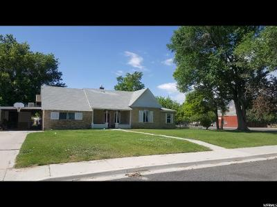 Ferron Single Family Home For Sale: 185 W Main St