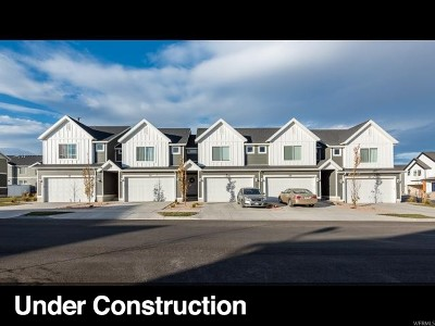 Lehi Townhouse For Sale: 459 S Sunland Way #3007