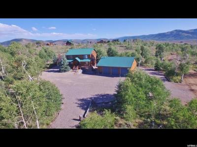 Scofield UT Single Family Home For Sale: $600,000