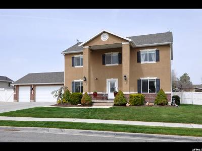 Riverton Single Family Home For Sale: 3818 W 12280 S