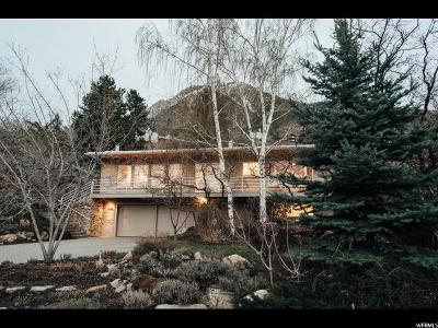 Salt Lake City Single Family Home For Sale: 4575 Fortuna Way