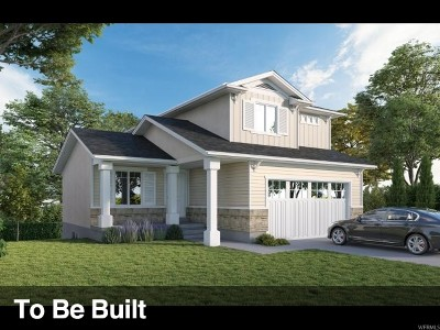 Saratoga Springs Single Family Home For Sale: 3290 S Scotts Cv