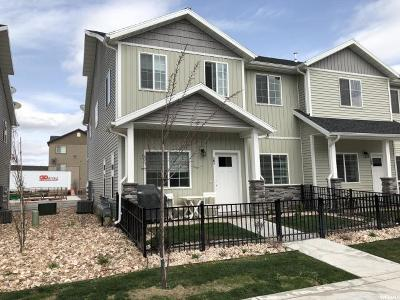 Logan Townhouse For Sale: 446 W 1595 N #101