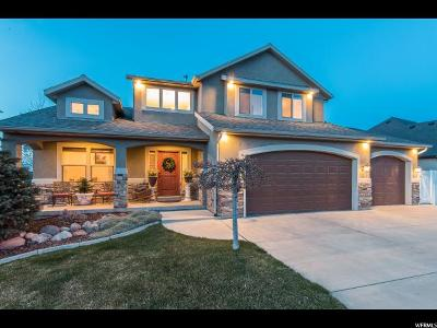 Herriman Single Family Home For Sale: 5196 W Ashland Rose Dr