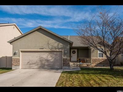 Herriman Single Family Home For Sale: 13293 S Woods Park Dr