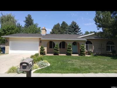 Sandy Single Family Home For Sale: 1447 E 9200 S