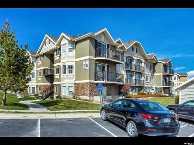 Saratoga Springs Condo For Sale: 160 W Daybreak Ln #D-5