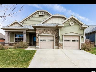 Lehi Single Family Home For Sale: 2932 W After Glow Ln N