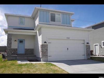 Eagle Mountain Single Family Home For Sale: 7757 N Gold Bar Ln