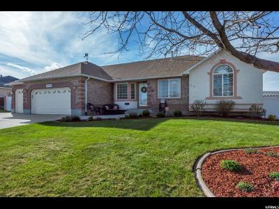 West Jordan Single Family Home For Sale: 4614 W Copper Valley Ln