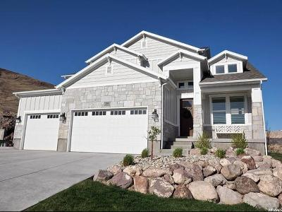 Herriman Single Family Home For Sale: 14386 S Herriman View Way