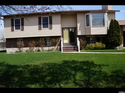 West Jordan Single Family Home For Sale: 7353 S 2480 W