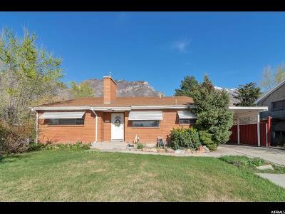 Provo Single Family Home For Sale: 207 S 900 E