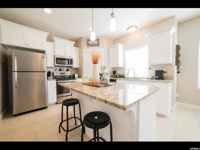Eagle Mountain Single Family Home For Sale: 3803 E Cunninghill Dr