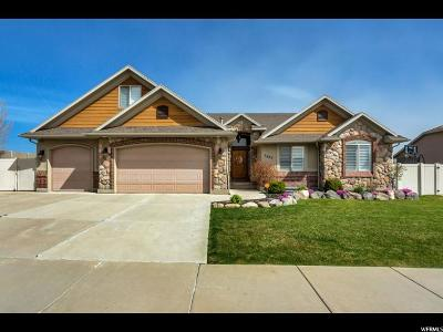 Riverton Single Family Home For Sale: 3882 W Salinas Dr S
