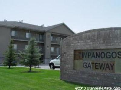 Provo Condo For Sale: 1931 N Canyon Rd E #316