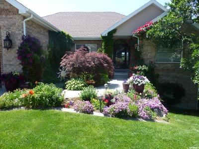 Draper Single Family Home For Sale: 13782 S Vestry Rd