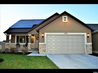Orem Single Family Home For Sale: 1872 W 600 S