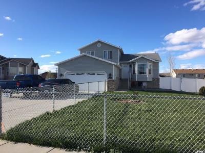 Magna Single Family Home For Sale: 7972 W Maia Cir