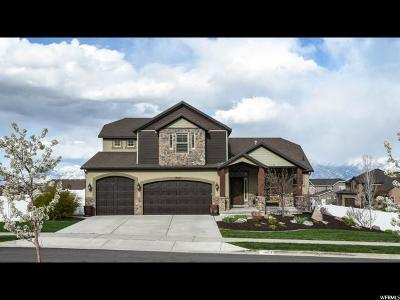 Herriman Single Family Home For Sale: 14829 S Woodsmere Ln