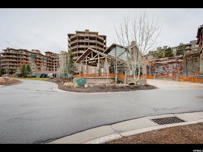 Park City Condo For Sale: 3000 Canyons Resort #3901