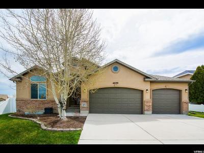 Riverton Single Family Home For Sale: 4629 W Goshute Dr