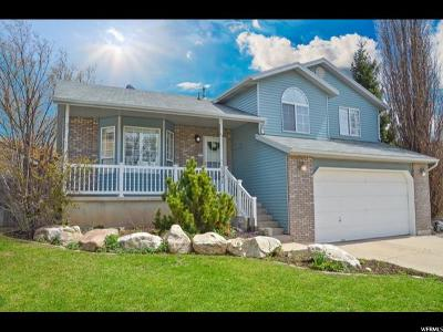Layton Single Family Home For Sale: 2302 N 1125 E