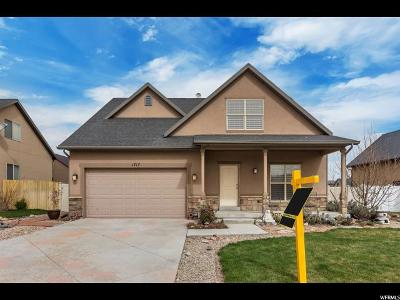 Lehi Single Family Home For Sale: 1717 S 825 W