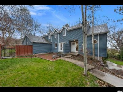 Holladay Single Family Home For Sale: 4445 S Lynne Ln