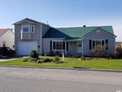 Preston Single Family Home For Sale: 236 E Park Ave
