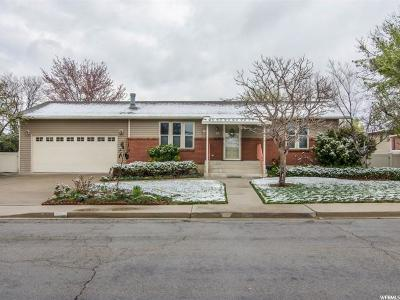 Orem Single Family Home For Sale: 678 W 1450 N