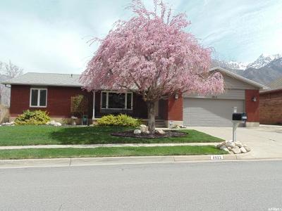 Sandy Single Family Home For Sale: 8923 S Cobble Crest Ln