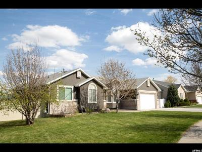 West Jordan Single Family Home For Sale: 7647 S 5320 W