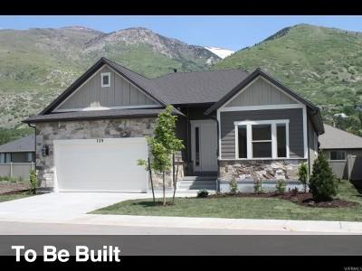 Layton Single Family Home For Sale: 220 S Derrah E