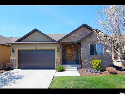 Orem Single Family Home For Sale: 618 S 1870 W