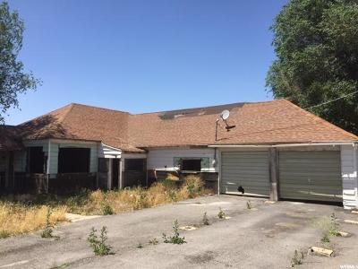 Santaquin Single Family Home For Sale: 498 W Main