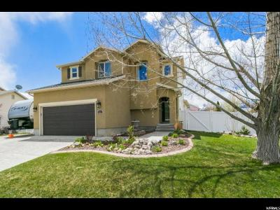 Herriman Single Family Home For Sale: 6021 W Fragrant Ln S