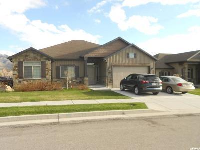 Brigham City Single Family Home For Sale: 234 E 1375 N