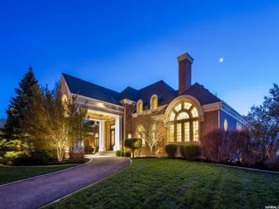 Draper Single Family Home For Sale: 12788 S Hickory Ridge Ln E