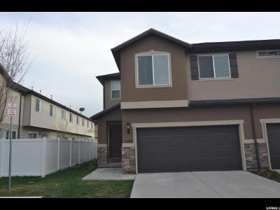 Layton Townhouse For Sale: 1175 W Seraphim Ct N