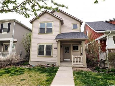 South Jordan Single Family Home For Sale: 11638 S Oakmond Rd